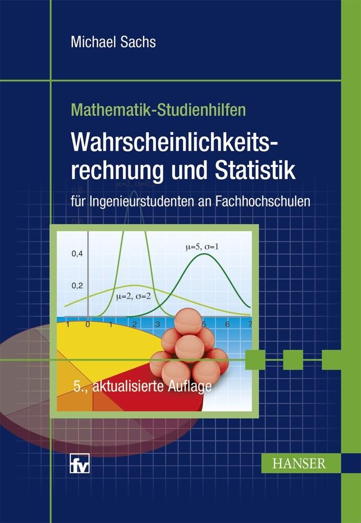 Wahrscheinlichkeitsrechnung und Statistik als eBook pdf