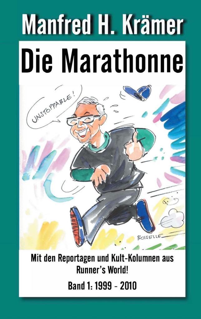 Die Marathonne als eBook epub