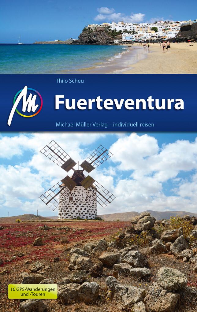 Fuerteventura Reiseführer Michael Müller Verlag als eBook epub