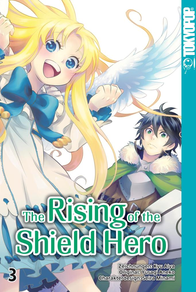 The Rising of the Shield Hero - Band 03 als eBook pdf