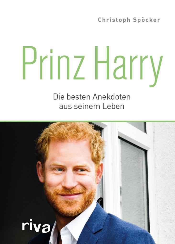 Prinz Harry als eBook epub