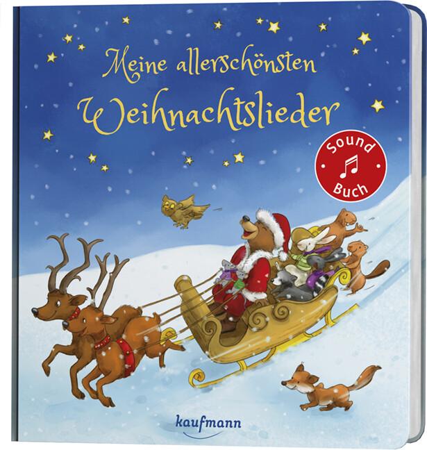 Meine allerschönsten Weihnachtslieder als Buch