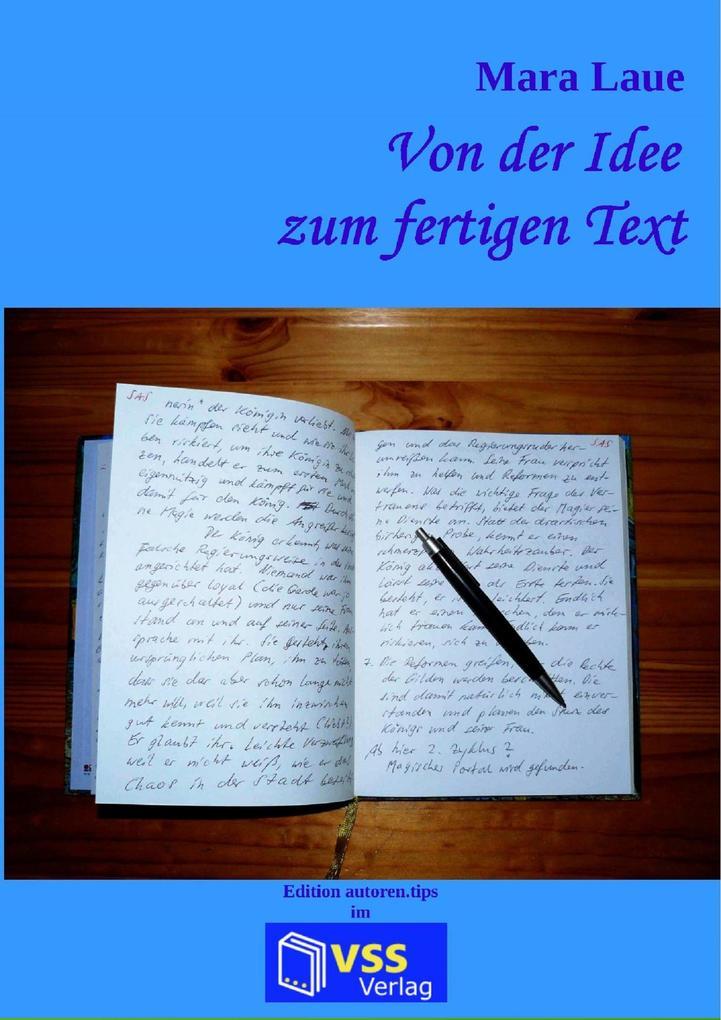 Von der Idee zum fertigen Text als eBook epub