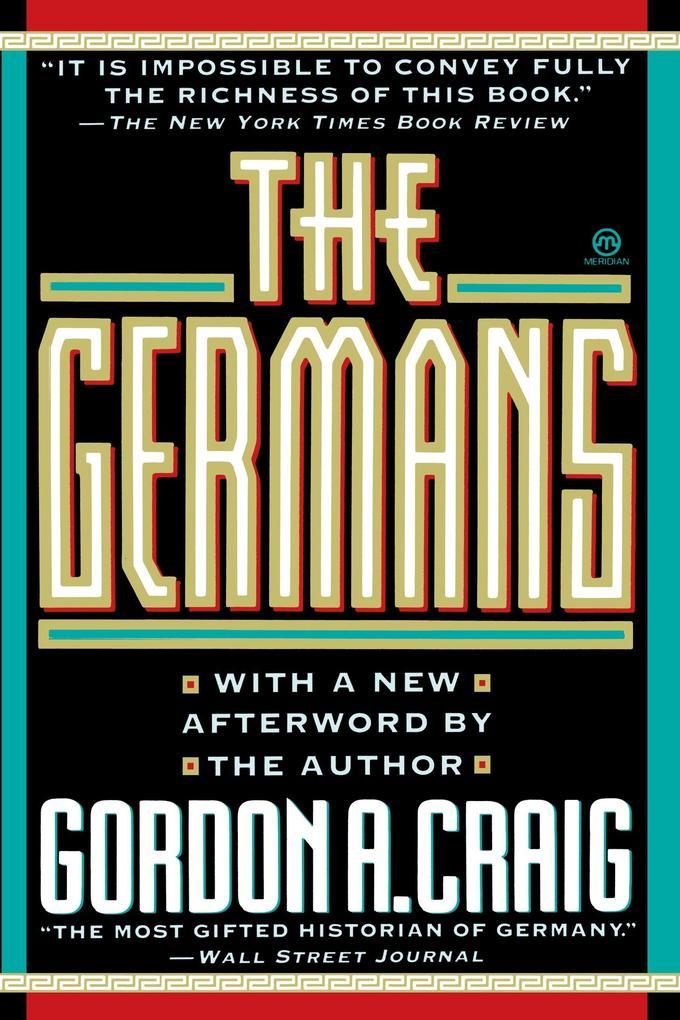 The Germans als Buch (kartoniert)