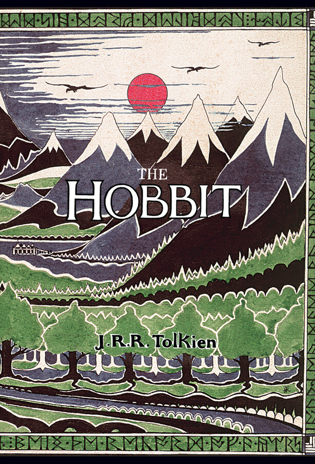 The Hobbit Or There and Back Again als Buch (gebunden)