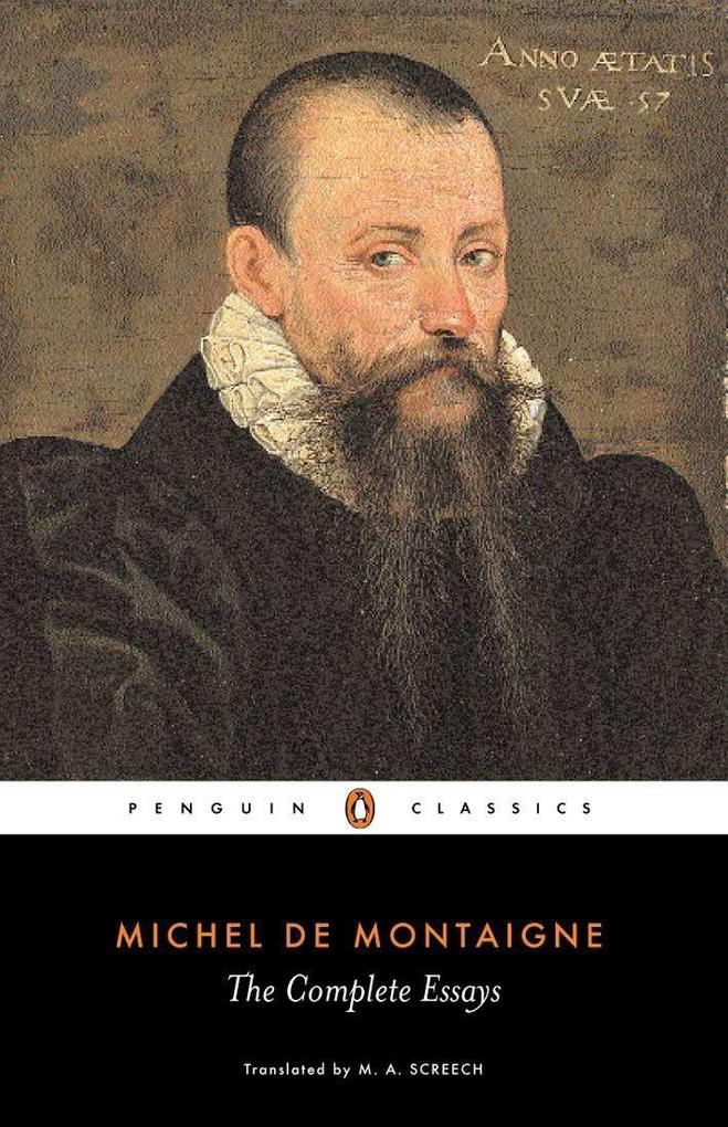 The Complete Essays als Buch (kartoniert)