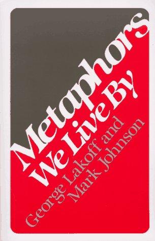 Metaphors We Live by als Buch (kartoniert)