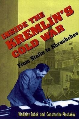 Inside the Kremlin's Cold War als Buch (kartoniert)