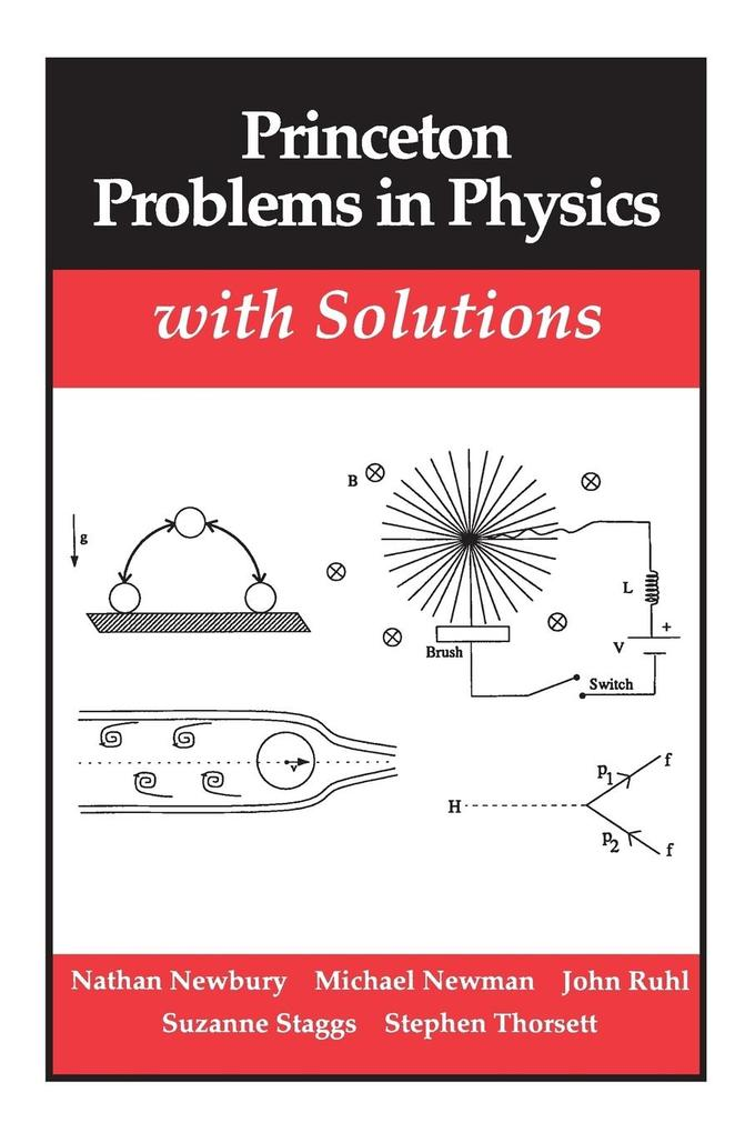 Princeton Problems in Physics with Solutions als Buch (kartoniert)