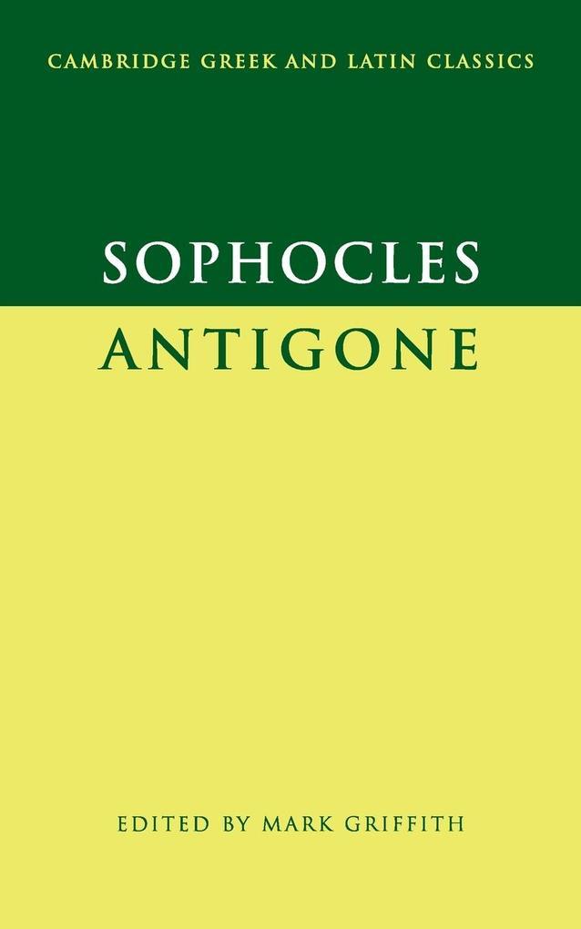 Sophocles als Buch (kartoniert)