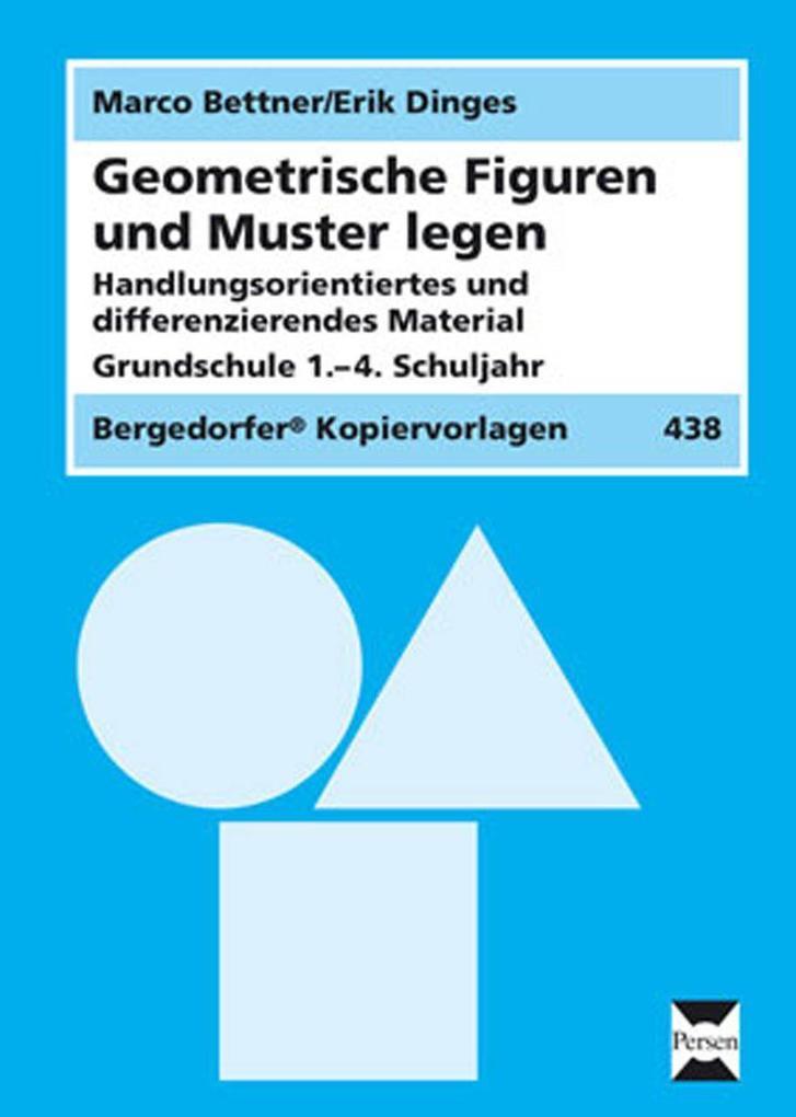Geometrische Figuren und Muster legen als Sonstiger Artikel