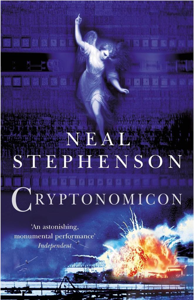 Cryptonomicon als Taschenbuch