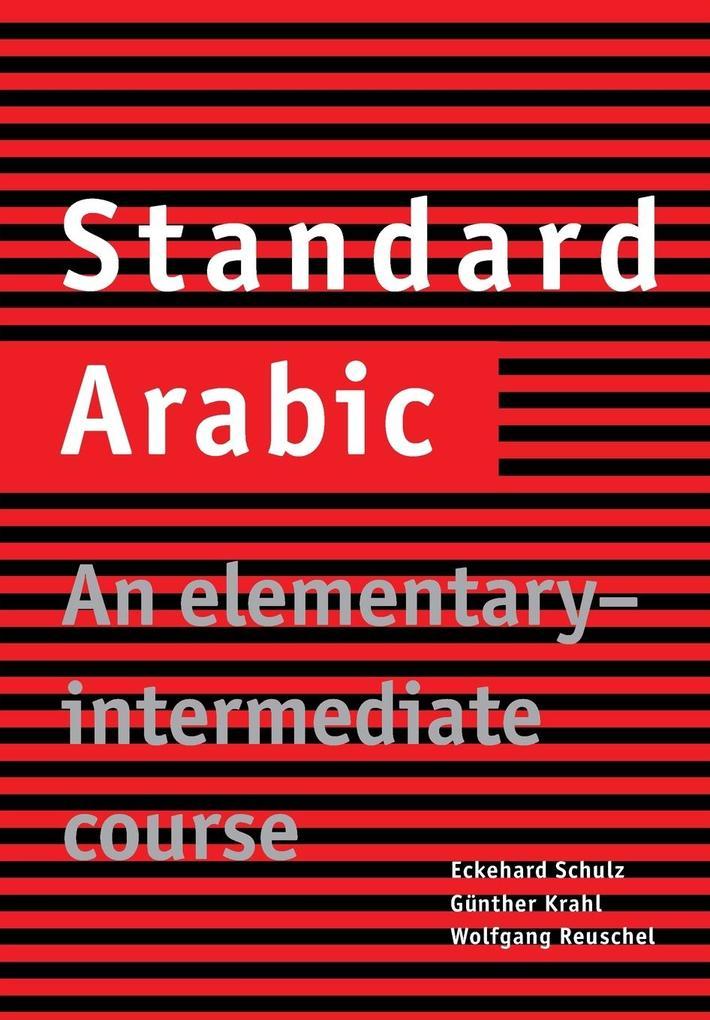 Standard Arabic als Buch (kartoniert)