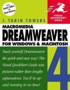 Dreamweaver 4 for Windows and Macintosh: Visual QuickStart Guide als Buch (kartoniert)