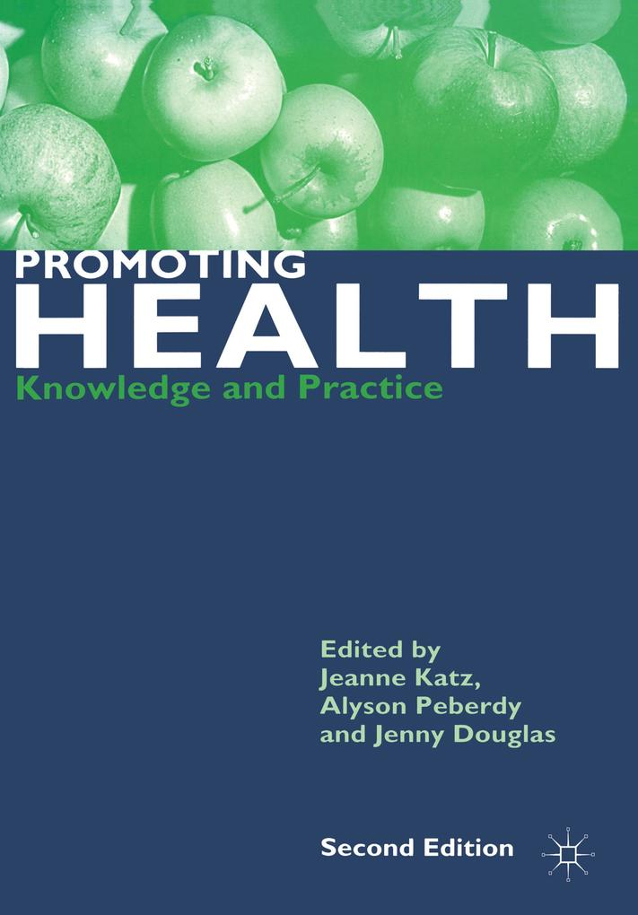 Promoting Health als Buch (kartoniert)