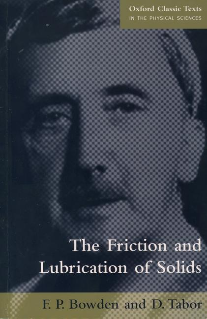 The Friction and Lubrication of Solids als Buch (kartoniert)