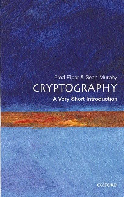 Cryptography: A Very Short Introduction als Buch (kartoniert)
