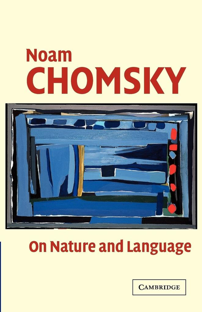 On Nature and Language als Buch (kartoniert)