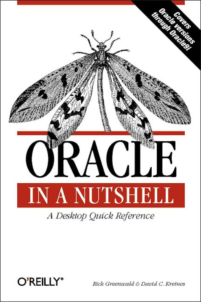 Oracle in a Nutshell als Buch (kartoniert)