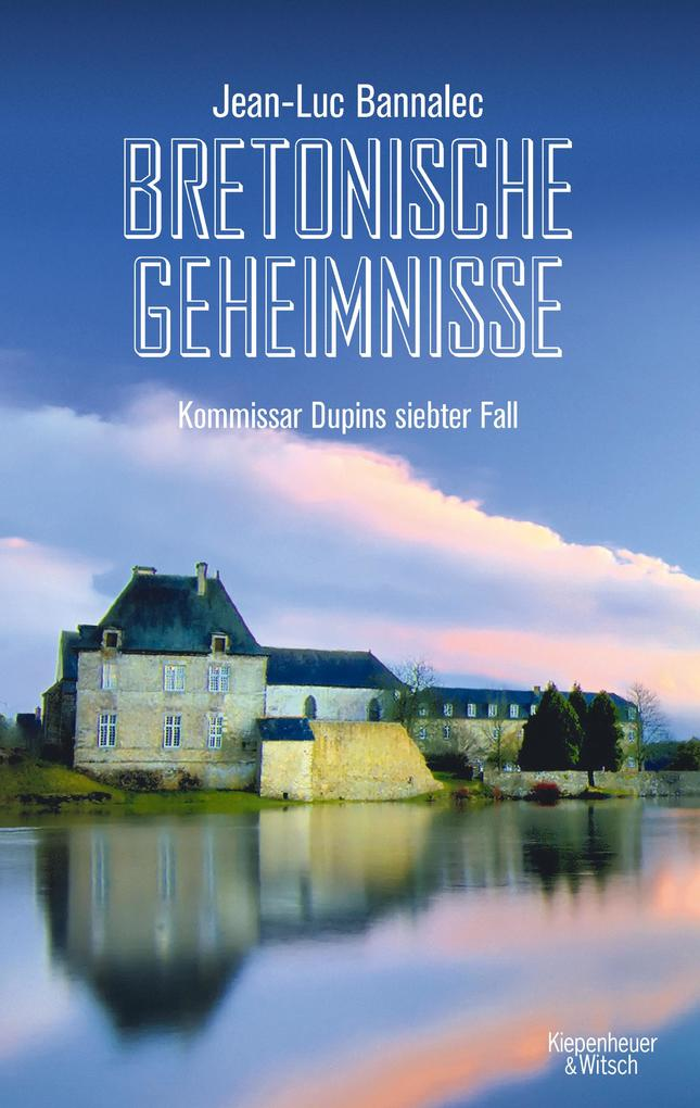 Bretonische Geheimnisse als Buch (kartoniert)