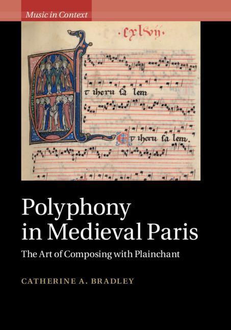 Polyphony in Medieval Paris als Buch (gebunden)