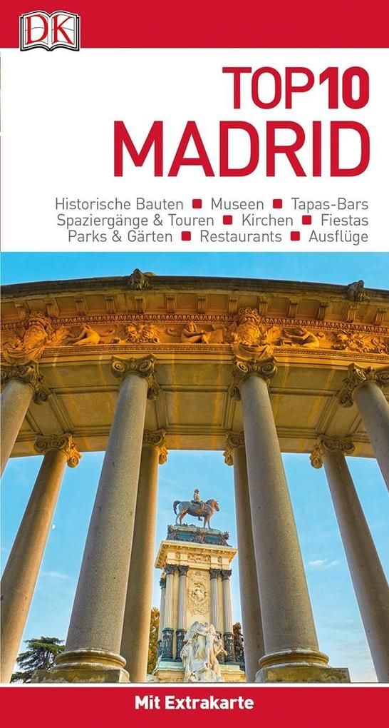 Top 10 Reiseführer Madrid als Buch (kartoniert)