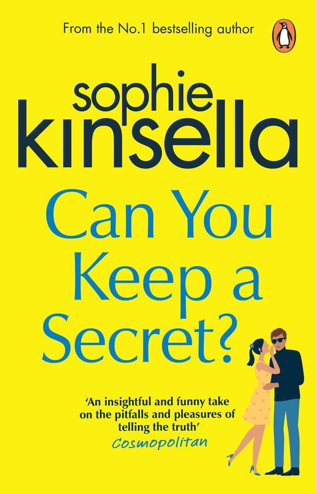 Can You Keep a Secret? als Buch (kartoniert)