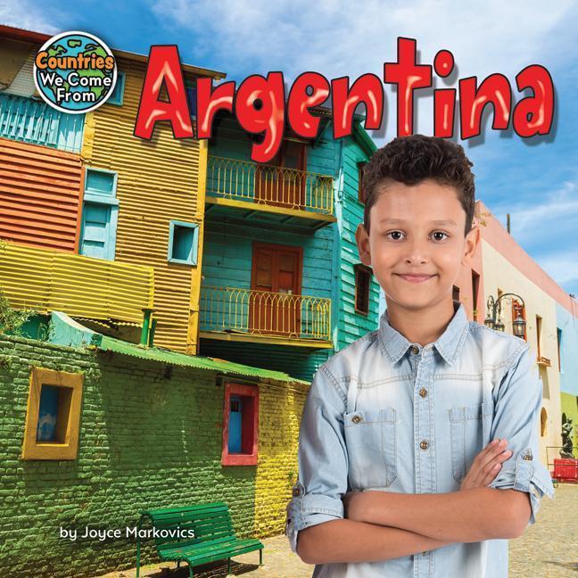 Argentina als Buch (gebunden)