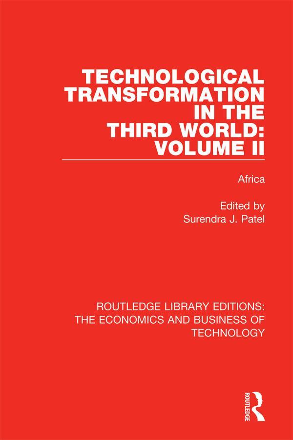 Technological Transformation in the Third World: Volume 2 als eBook pdf