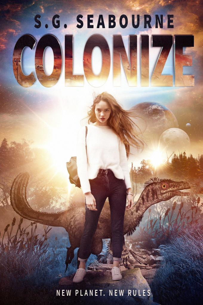 Colonize - Volume 1 als eBook epub