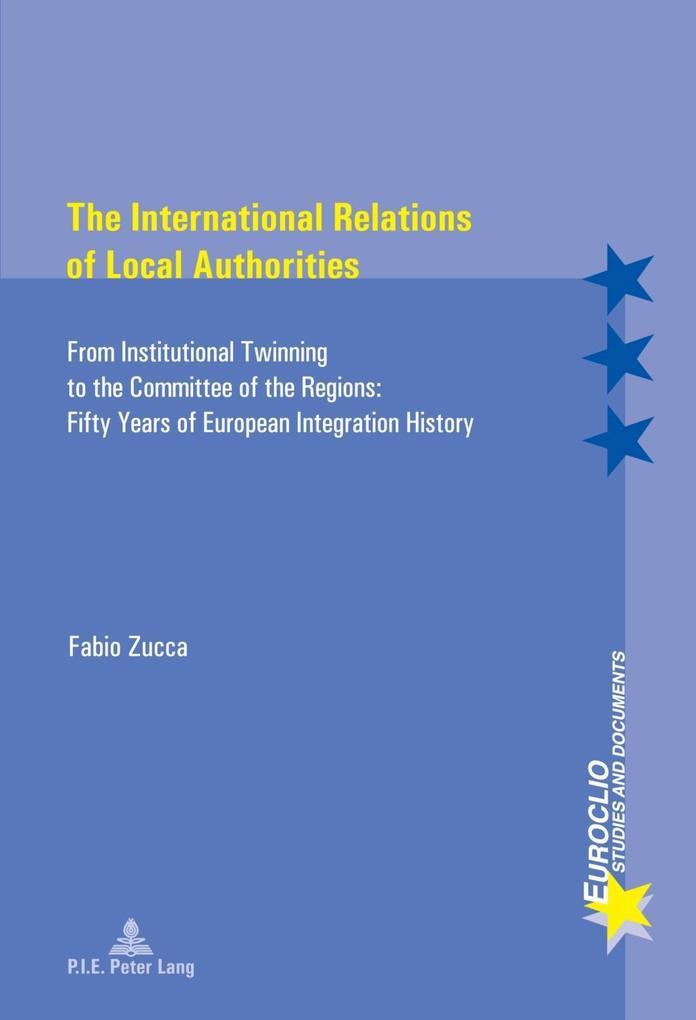 International Relations of Local Authorities als eBook pdf