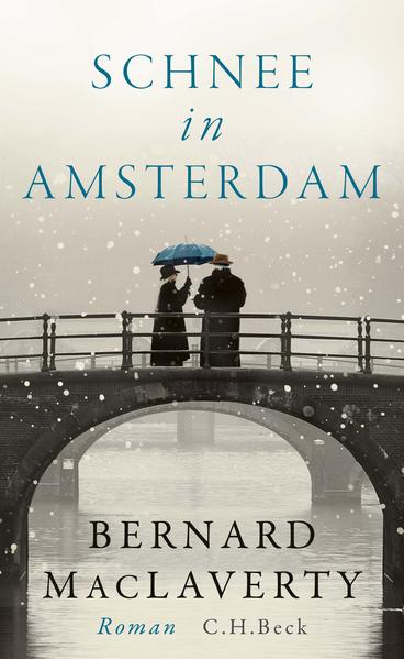 Schnee in Amsterdam als Buch