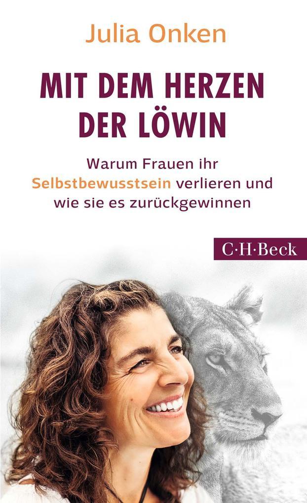 Mit dem Herzen der Löwin als Buch (kartoniert)