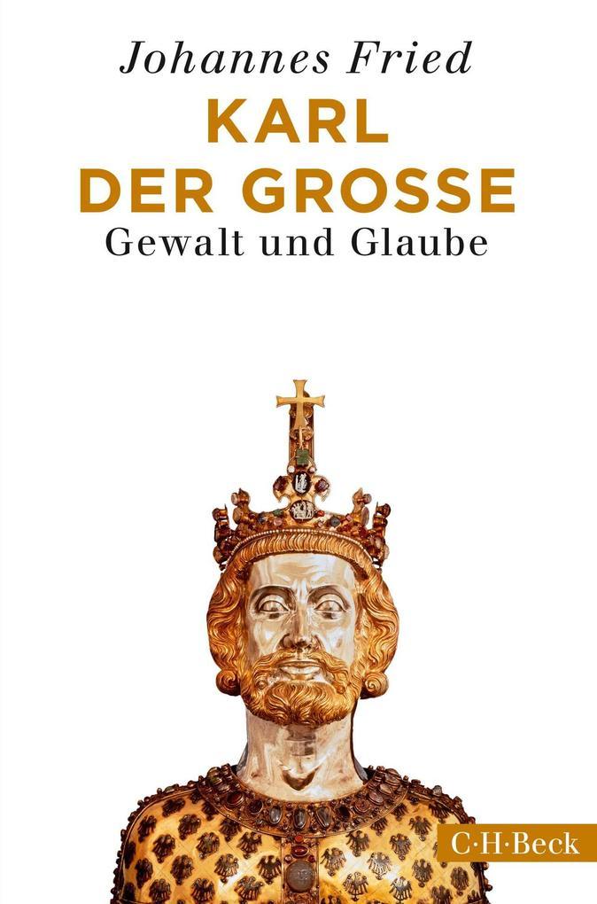 Karl der Große als Buch (kartoniert)