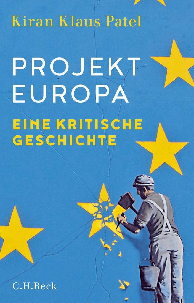 Projekt Europa als Buch (gebunden)