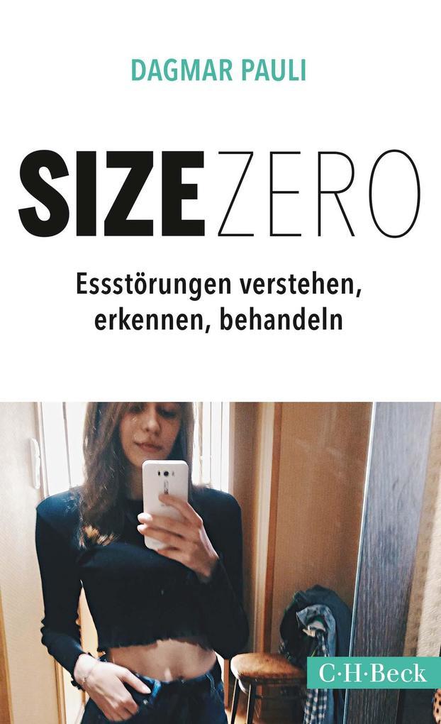 Size Zero als Buch (kartoniert)
