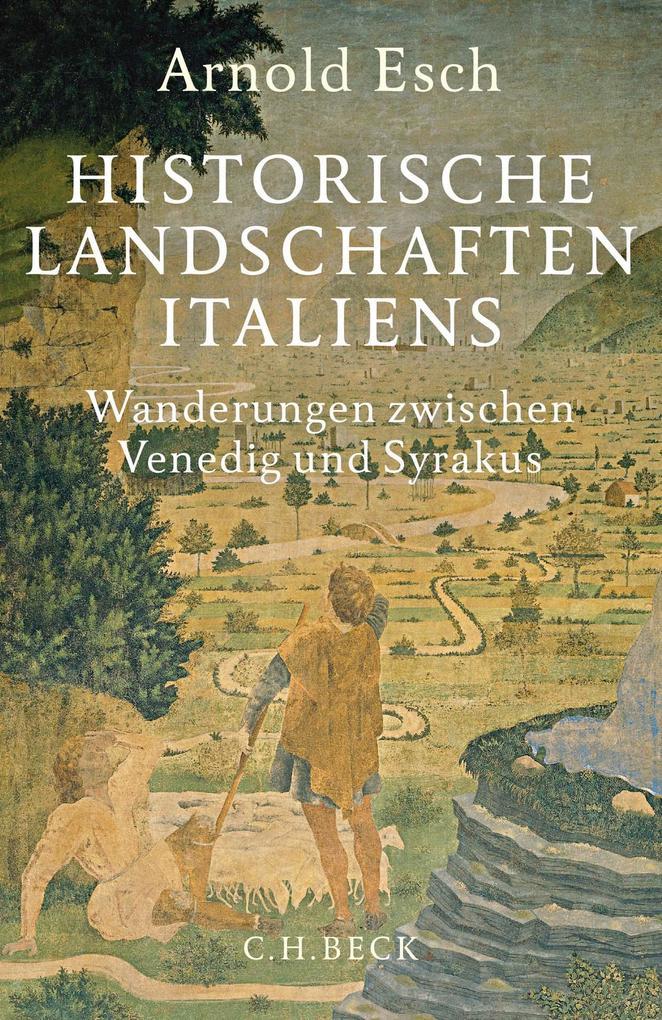 Historische Landschaften Italiens als Buch (gebunden)