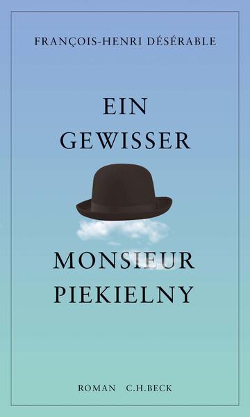 Ein gewisser Monsieur Piekielny als Buch (gebunden)