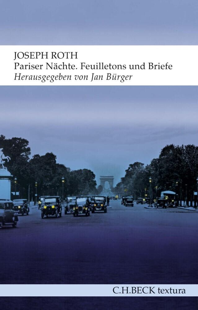 Pariser Nächte als Buch (kartoniert)