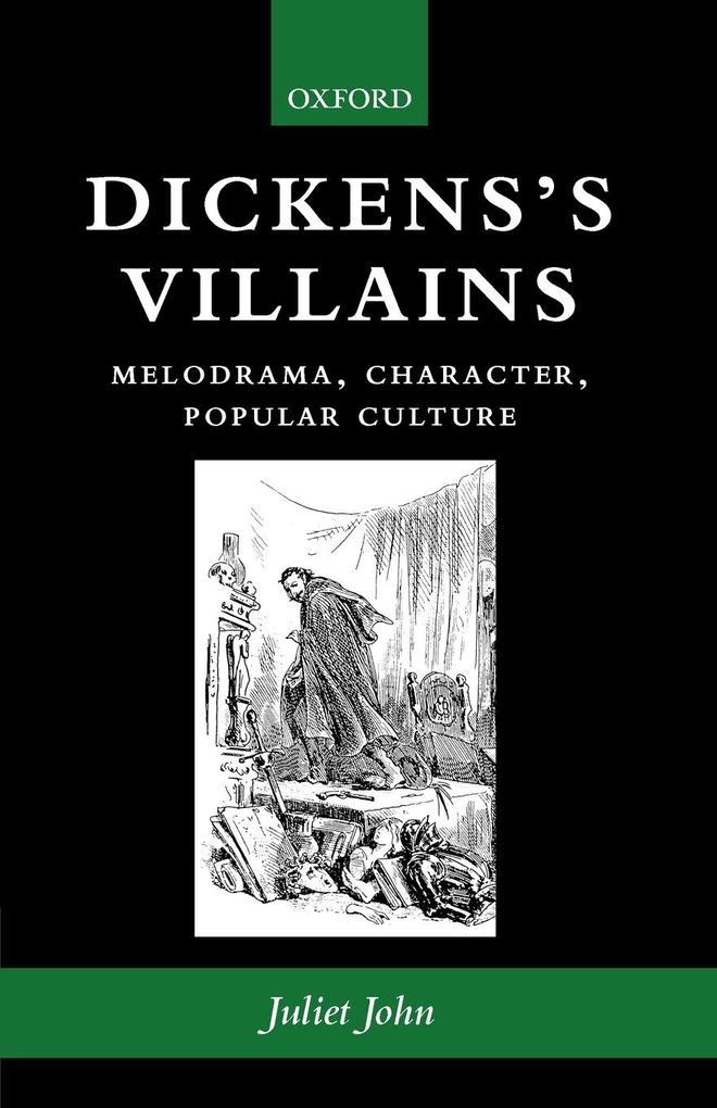 Dickens's Villains als Buch (kartoniert)