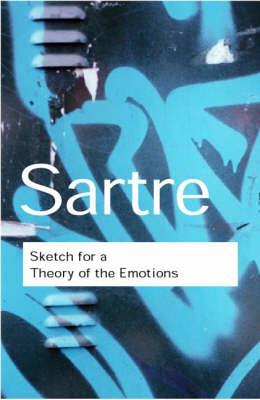 Sketch for a Theory of the Emotions als Buch (kartoniert)
