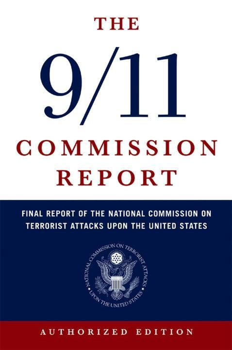 The 9/11 Commission Report als Buch (kartoniert)