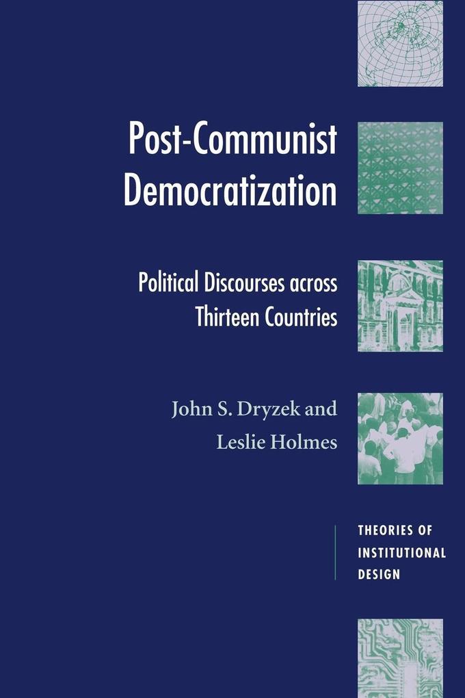 Post-Communist Democratization als Buch (kartoniert)