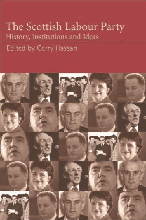 The Scottish Labour Party: History, Institutions and Ideas als Buch (kartoniert)