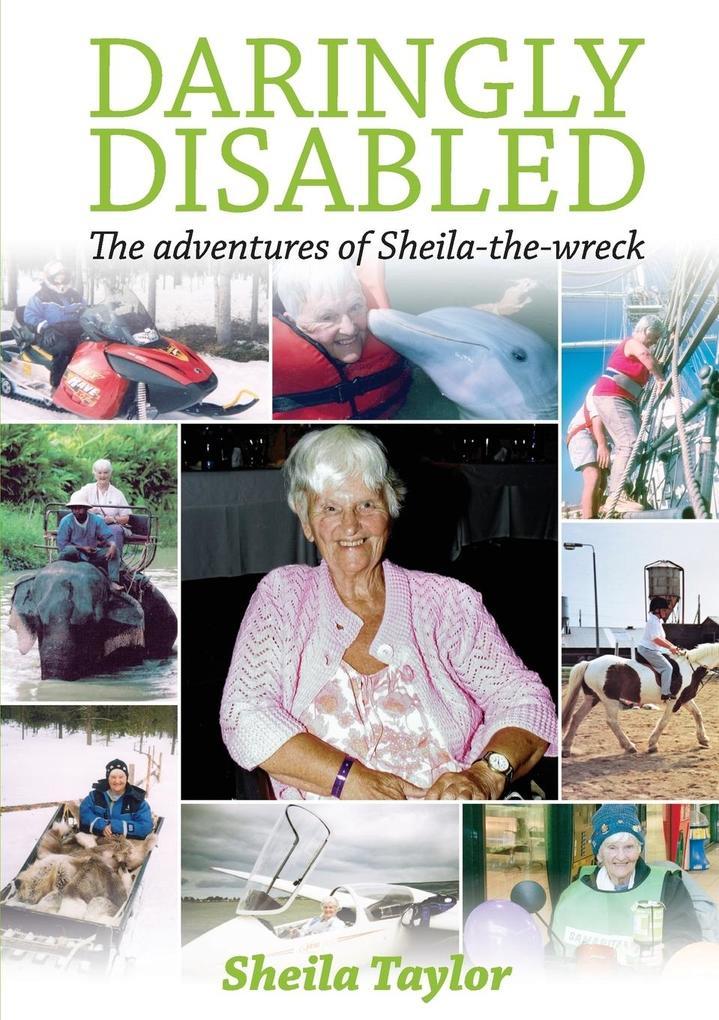 Daringly Disabled als Taschenbuch