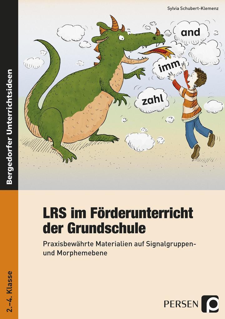 LRS im Förderunterricht der Grundschule als Buch (kartoniert)