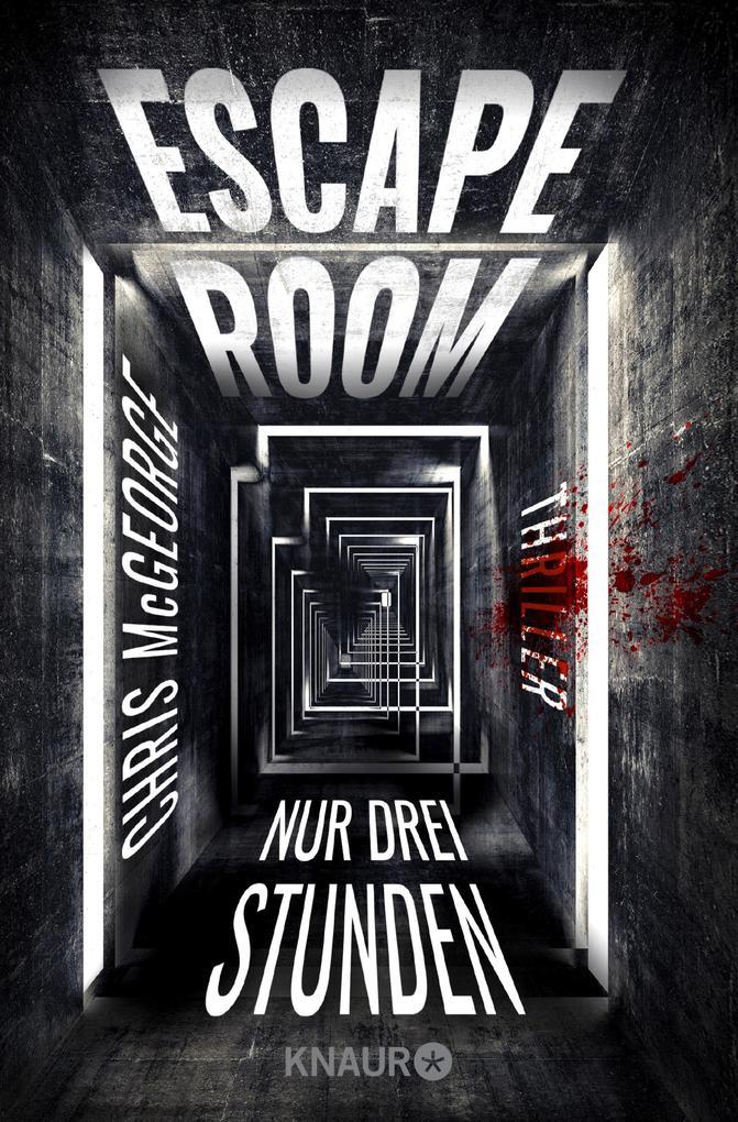 Escape Room - Nur drei Stunden als eBook epub