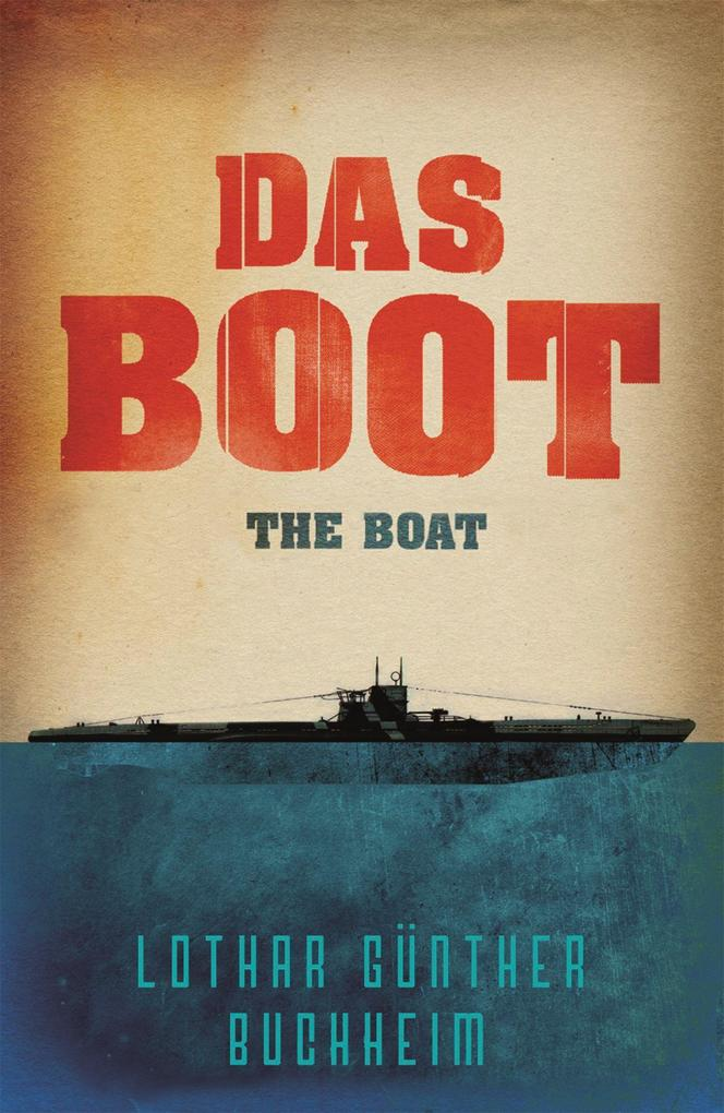 Das Boot als Taschenbuch