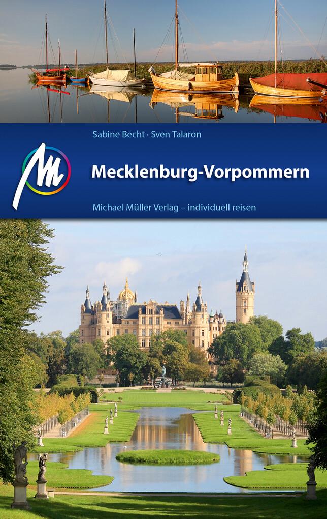 Mecklenburg-Vorpommern Reiseführer Michael Müller Verlag als eBook epub