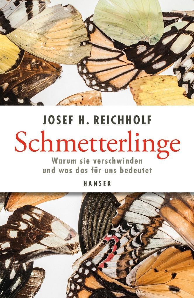 Schmetterlinge als Buch (gebunden)